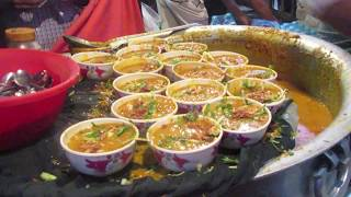 Spicy Chicken Halim Making Video || Street Food || Dhaka || Bangladesh