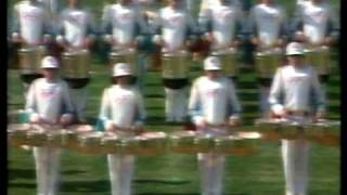 Los Angeles opening ceremony 1984 olympics games