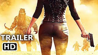 APOCALYPSE ROAD Official Trailer (2017) Post-Apocalyptic Thriller Movie HD