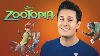 Singing in Disney's Zootopia! In theaters now!