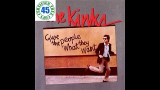 THE KINKS - DESTROYER - Give The People What They Want (1981) HiDef :: SOTW #15