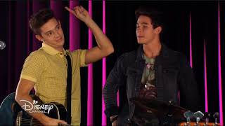 Soy Luna 3 | The guys ask Matteo to sing with them at the Open (ep.9) (Eng. subs)