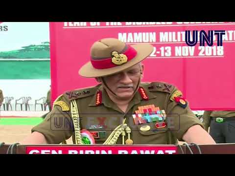 Xxx Mp4 Army Chief General Bipin Rawat Hits Out At Pakistan SaysquotBefitting Reply To Pak Than Everquot UNT 3gp Sex