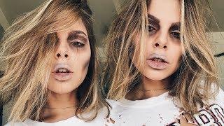 Undead, Mummy or Zombie Halloween Makeup Tutorial