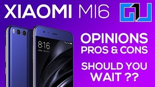Xiaomi Mi 6 First Opinion, Should India Wait ? | Gadgets To Use