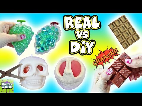 Xxx Mp4 Real VS DIY Squishy Toys Cutting Open Creepy SKULL Squishy Homemade Squishy Toys Doctor Squish 3gp Sex