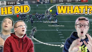 FINAL PLAY!! WHAT WAS THIS GUY THINKING?? Madden 18 Squads