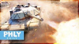 IT'S HERE | M1 Abrams Live Server GAMEPLAY ( War Thunder 1.77 Gameplay)