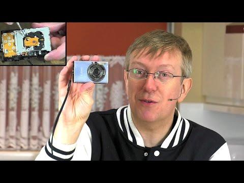 How to Make a Night Vision Camera From a Regular Digital Camera Infrared IR