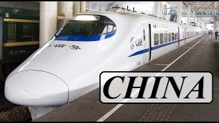 China/ Beijing To Shanghai (Hi Speed Train)  Part 45