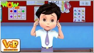 Vir ki Punishment - Vir : The Robot Boy- Kid