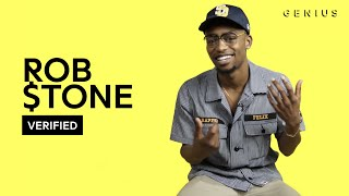 "Rob $tone ""Chill Bill"" Official Lyrics & Meaning 