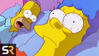 10 Dark Secrets About Homer And Marge Simpson's Marriage