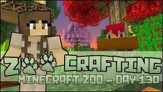 Aliens Destroy My House?! 🐘 Zoo Crafting: Season 2 - Episode #130