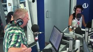 ŠOK ZA RADIO 1: Skozi vrata vstopil NEKDO, ki ga nismo pričakovali - Kaj se dogaja?!?