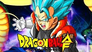 GOGETA SI TRASFORMA IN SUPER SAIYAN BLUE! #WHATIF Dragon Ball AF #37 ITA By GiosephTheGamer