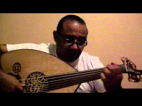 عود محمد فاضل 1981 يعزف عليه محمد عبد الوهاب العراقي.4