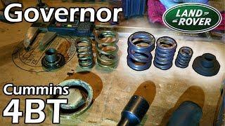 4BT Disco #8 × Governor Springs (P7100 Pump) 4000RPM!