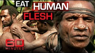 Last ever cannibal tribe   60 Minutes Australia