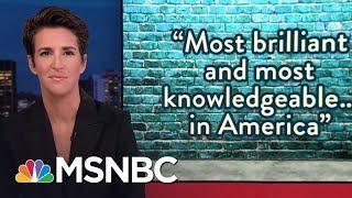 Senate Judiciary Committee Poised To Probe Donald Trump Obstruction | Rachel Maddow | MSNBC