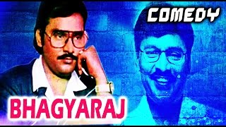 Avasara Police 100| Super Hit Tamil Movie Comedy Scenes Hd| K.Bhagyaraj, Gouthami, Silk Smitha