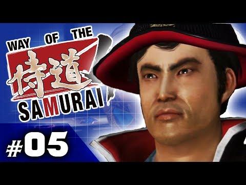 Way of the Samurai 4 Part 5 | TFS Gaming