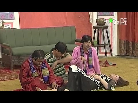 Best Of Nargis, Sajan Abbas and Gulfaam New Pakistani Stage Drama Full Comedy Funny Clip