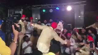 Afghan Sikh dance on ala gul da na Pashto Song.
