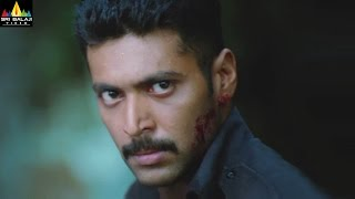 Jayam Ravi Action Scenes Back to Back | Telugu Movie Fight Scenes | Sri Balaji Video