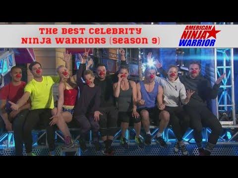 The Best Celebrity Ninja Warriors American Ninja Warrior