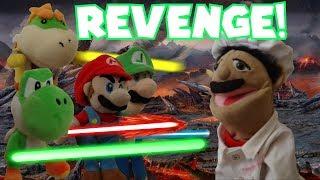 Crazy Mario Bros - Revenge!
