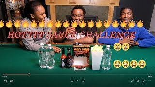 WORLDS HOTTEST HOT SAUCE CHALLENGE..GONE WRONG!!!!!!