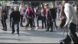 Brutal & crazy Street fight