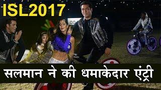 Salman Khan and Katrina Kaif will perform at the ISL 2017 opening ceremony !