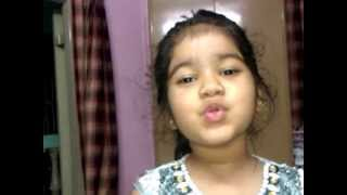 Zainabs' Nursery Rhymes - Mummy and Daddy, I Love you - Part 1