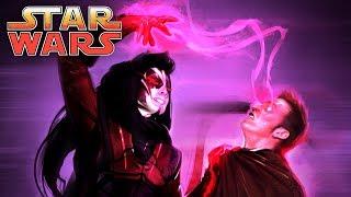 Darkside Force Powers (Legends) - Star Wars Explained