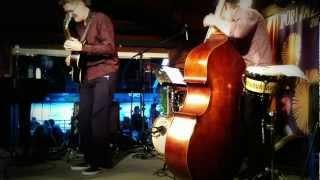 Teemu Viinikainen Trio: Long Ago & Far Away Pori Jazz 2011