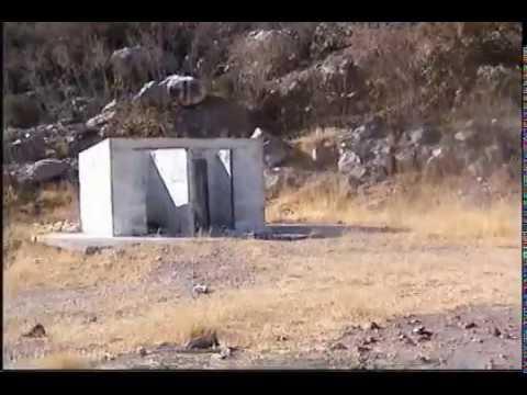 Presa Hidroeléctrica Zimapán Hidalgo