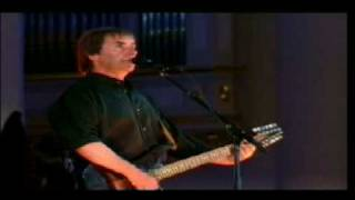 """Chris de Burgh, """"Carry me like a fire in your heart"""" Live."""