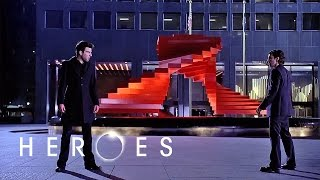 The Final Confrontation: Part One // Heroes S01 E23 - How To Stop An Exploding Man
