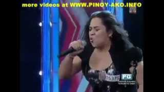 Pilipinas X  Factor - OSANG cover (Drowning pool - Bodies & Shaggy - Boombastic)