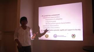 Strengthening the Culture of Classroom-Based Action Research - Prof. Dr. Agnes Sequino, AUSN