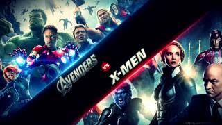Avengers Vs X-Men - Theme Mashup