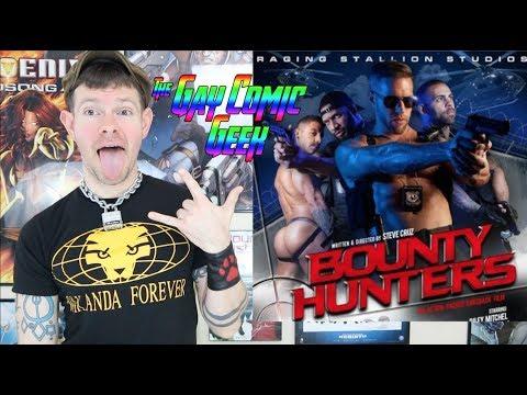 Xxx Mp4 Bounty Hunters Raging Stallion CUT Safe For Work Gay XXX Movie Review 3gp Sex