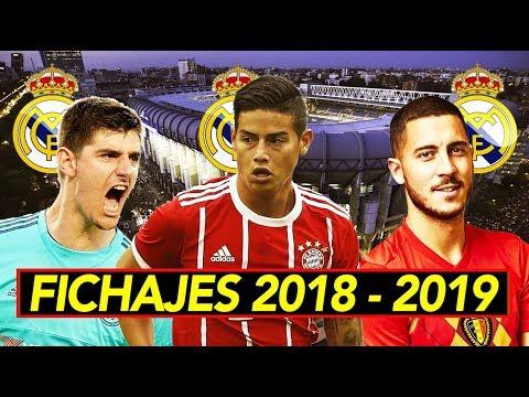 Xxx Mp4 James Hazard Y Courtois Al Madrid I Fichajes Confirmados Y Rumores 2018 2019 3gp Sex