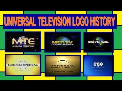 Universal Television Logo History 1955 present