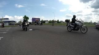 Triumph-moto sraz 2016 Hradec Králové