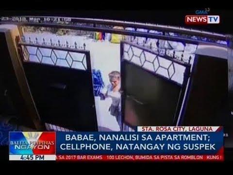 Xxx Mp4 BP Babae Nanalisi Sa Apartment Cellphone Natangay Ng Suspek 3gp Sex