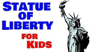 Statue of Liberty For Kids | Social Studies Lesson Video