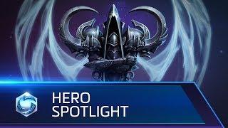 Malthael Spotlight – Heroes of the Storm